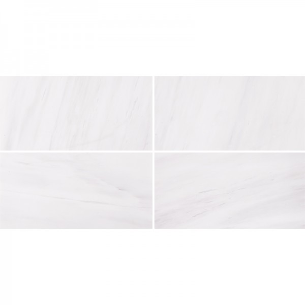 "BIANCO DOLOMITI TILES POLISHED 3""X6""X3/8"""