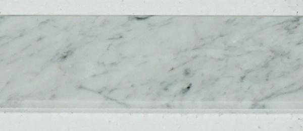 Carrara Saddles Polished 4 Quot X36 Quot X3 4 Quot Marble Tile Direct